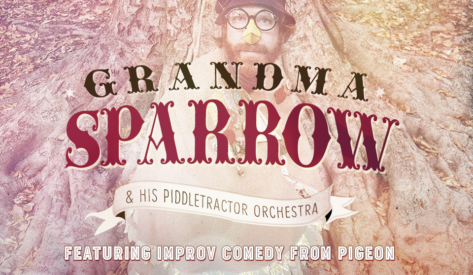Grandma Sparrow