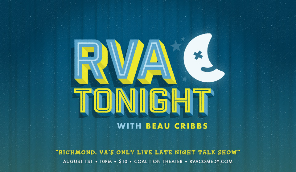 RVA TONIGHT w/ Beau Cribbs