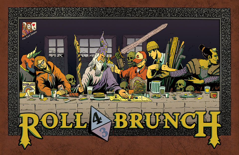 Roll for Brunch
