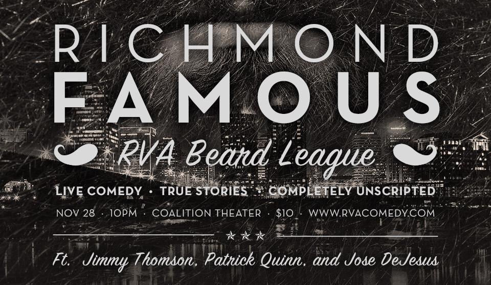 Richmond Famous: RVA Beard League