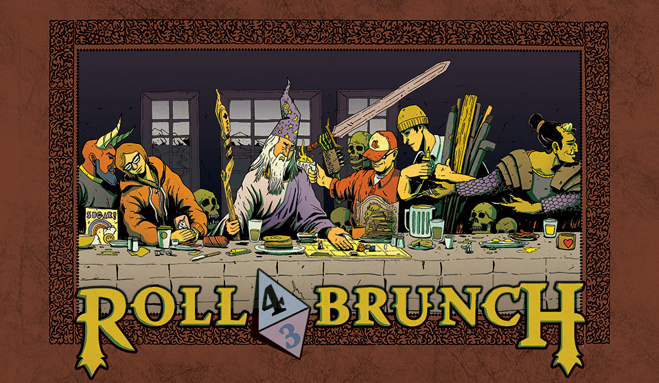 Roll 4 Brunch