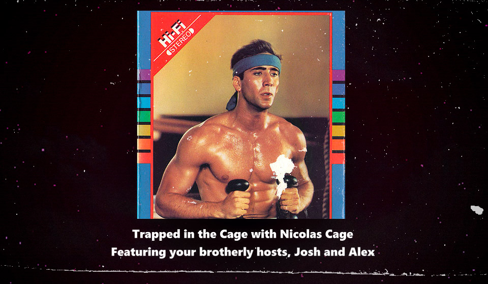con air trapped in the cage with nicolas cage live coalition theater