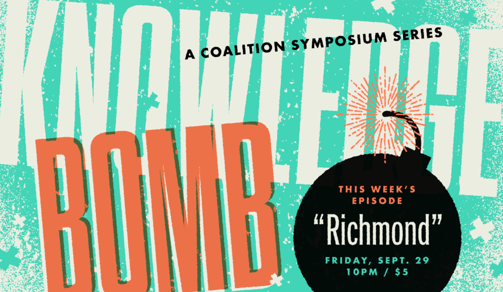 Knowledge Bomb: Richmond