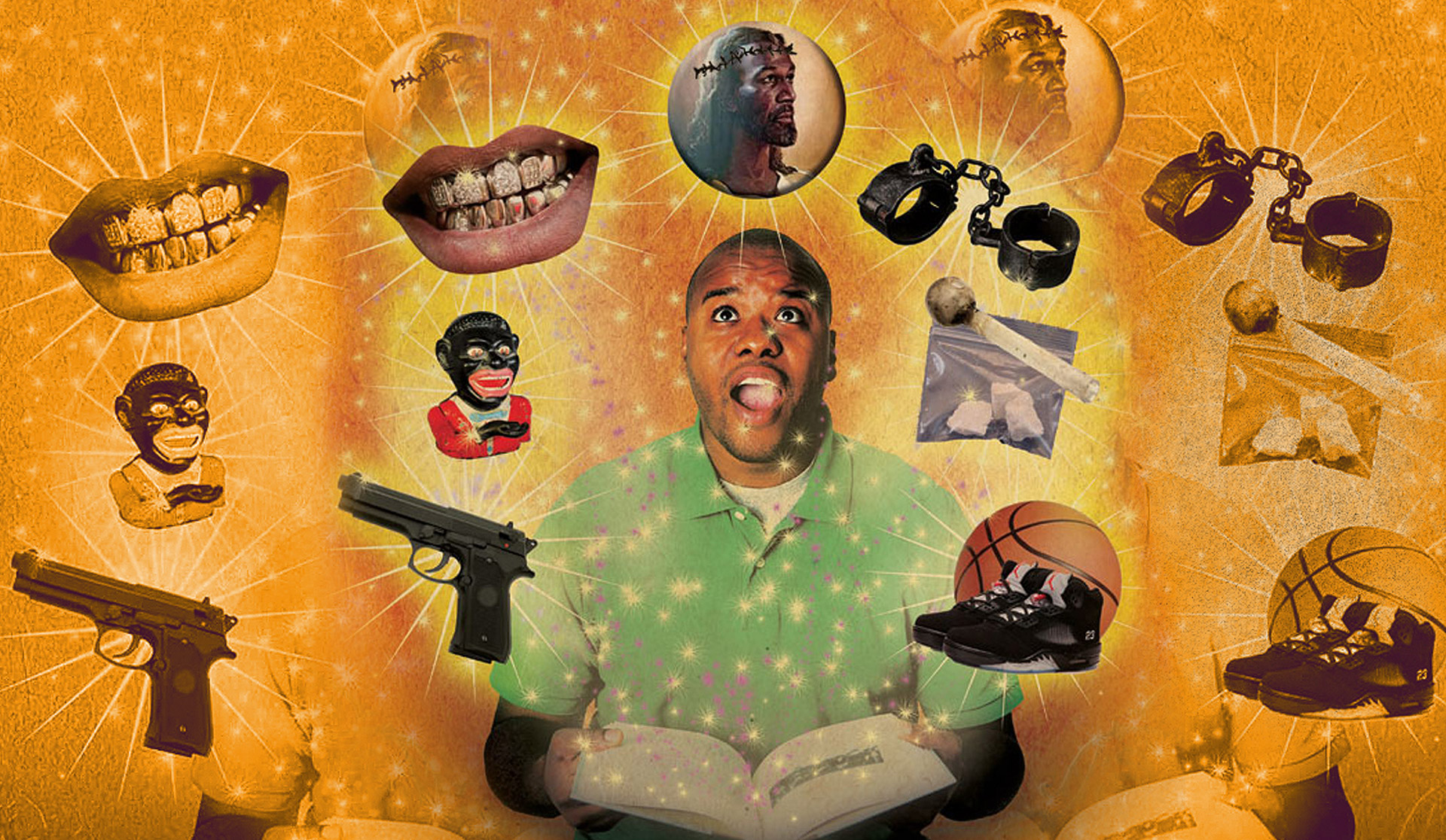 The Magic Negro & Other Blackness