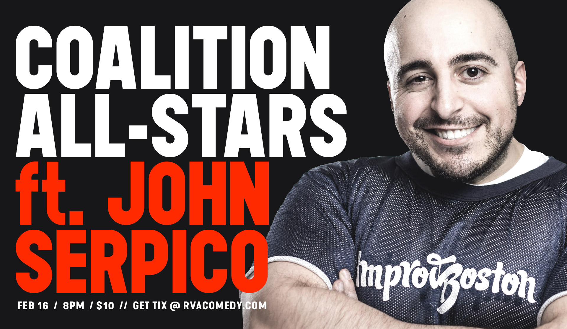 Coalition All-Stars ft. John Serpico